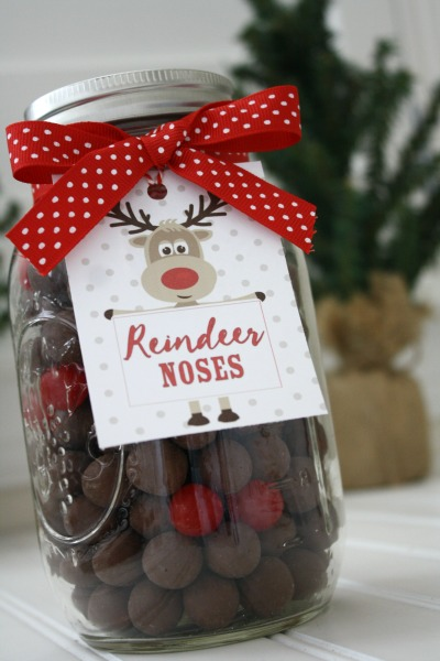 Reindeer Noses Treat - Life Anchored