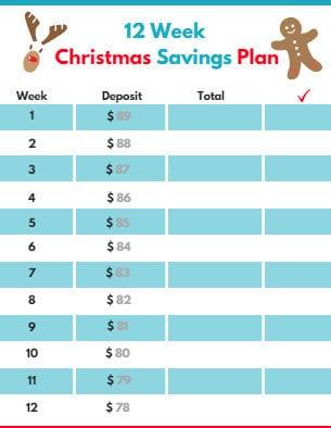 12-week-christmas-savings-plan-printablejpg - Life and a Budget