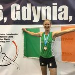 Gold for Galway at European Championships of Kettlebell Lifting