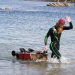 Extreme adventurer Sean Conway completes longest triathlon in history