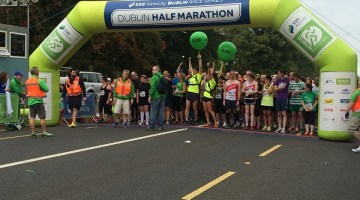 SSE Airtricity Dublin Half Marathon Set with Record Numbers