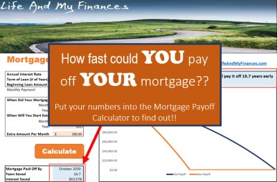 Free Mortgage Payoff Calculator - It's Time to Pay Off Your Mortgage!!