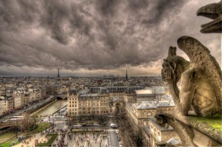 Notre Dame Gargoyles Pictures
