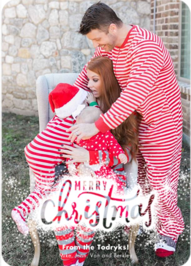 fakechristmascard