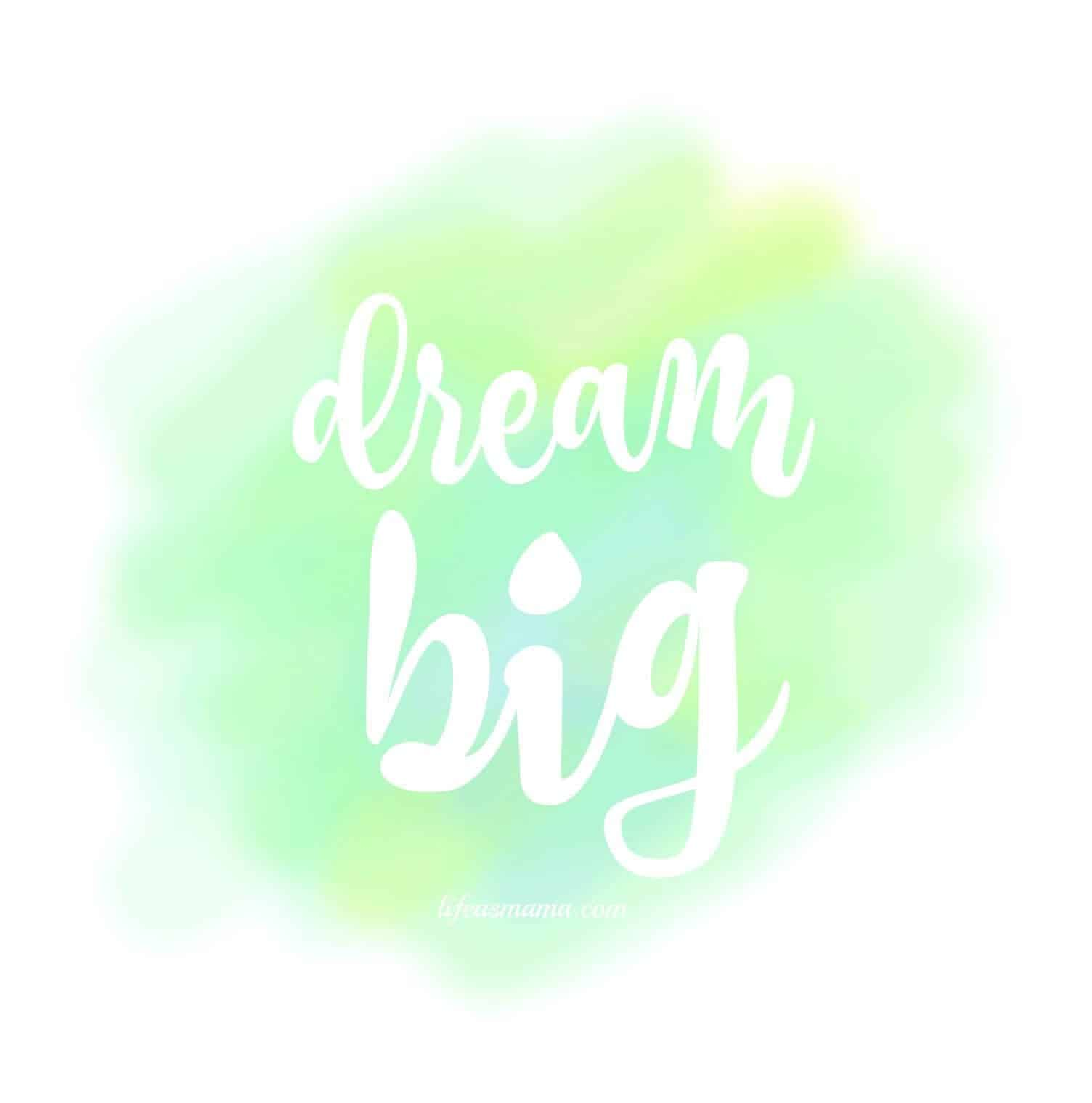 Download Cute Love Wallpapers With Quotes Dream Big Printable