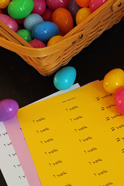 A Different Kind of Easter Egg Hunt - Life As Mom Family Fun