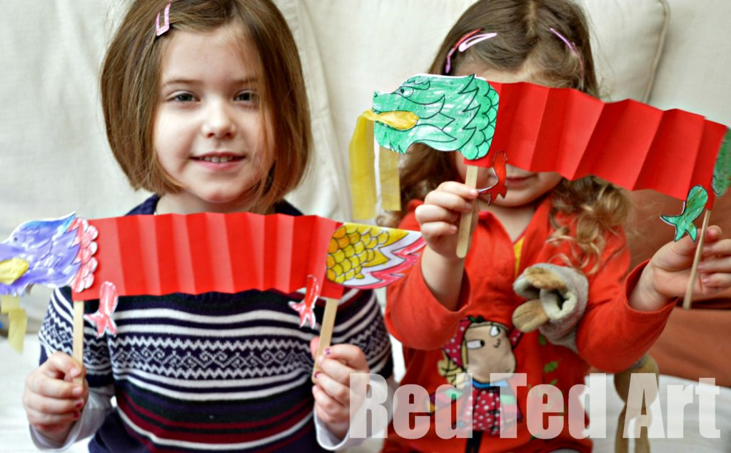 5 Ways To Learn About Chinese New Year With Preschoolers