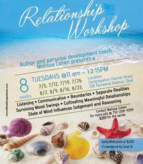 Women's Relationship Workshop