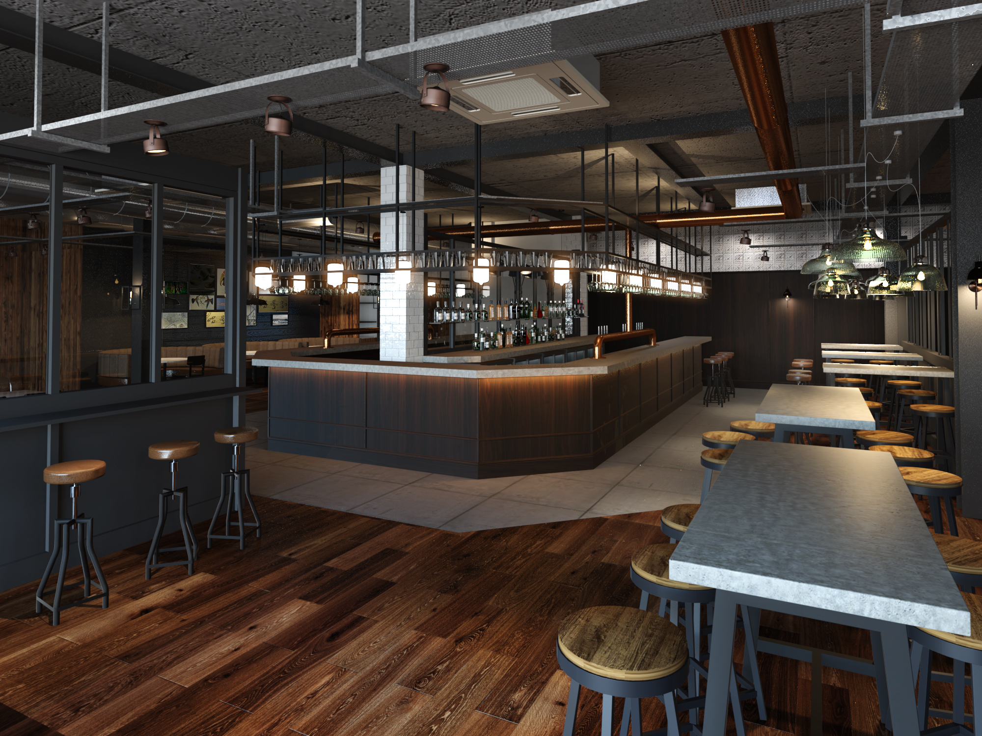 Gastro Design Gastro Pub Lifeforms Design Bar Designers And Restaurant