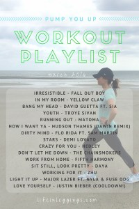 Pump You Up Workout Playlist | Life In Leggings