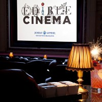 Immerse yourself in film with Edible Cinema