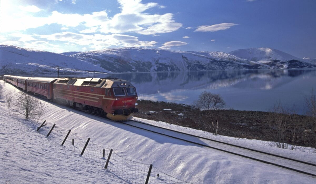 Norway Train An Arctic Railway For Norway