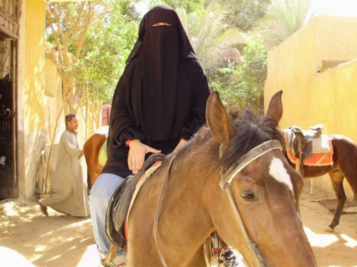 Arabic Girl Wallpaper Horse Riding For Men And Women In Saudi Arabia Life In