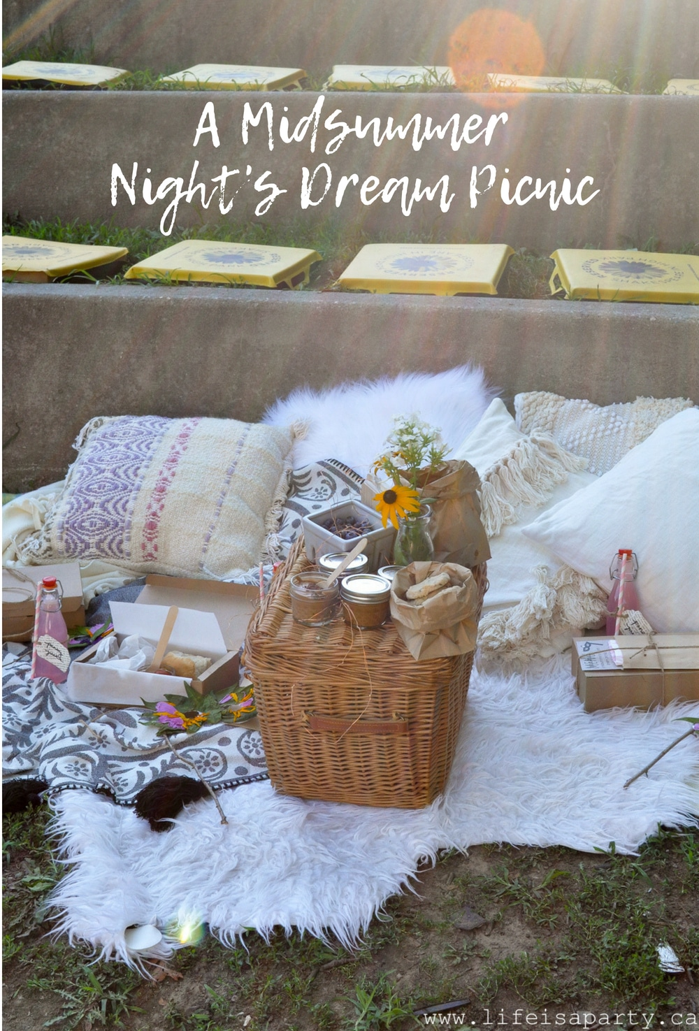 Picnic Decor A Midsummer Night S Dream Picnic Life Is A Party