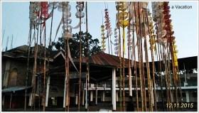 Manipur Moirang Thanjing Temple
