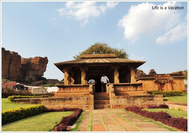 Badami-Mallikarjuna-Temple