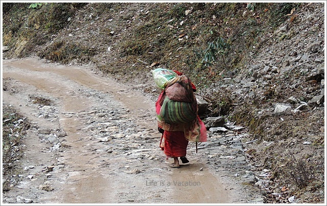 Sandakphu_Trek_Kalapokhri_Lady