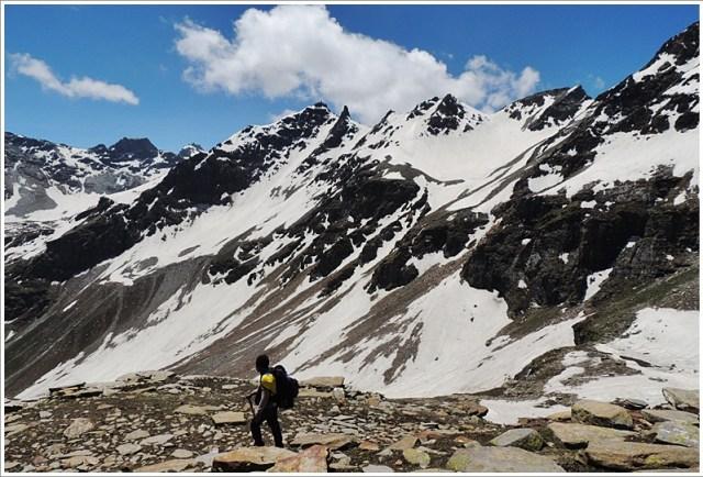 RupinPass-Snowcapped-Peak