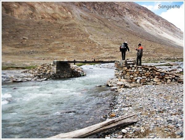 Mount Kailash-Crossing Lam Chu