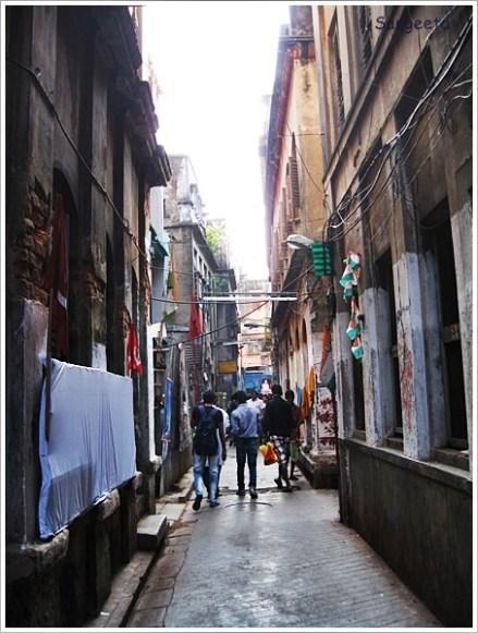 Kolkata Lanes