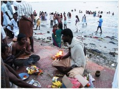 Rameshwaram Sightseeing One Day - Prayer