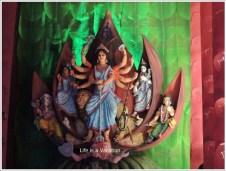 Durga Beniatola Kolkata