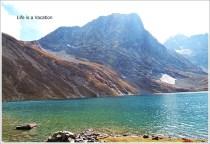 Vishansar Lake Sonmarg