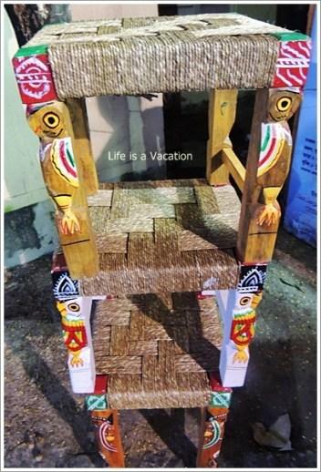 WB Owl Seat