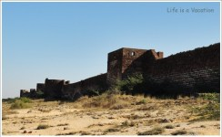 Lakhpat Fort- Kutch
