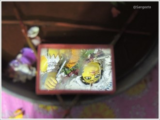 Durga Puja Immersion-Darpan Visarjan