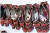 Pushkar Fair Rajasthan Shoes