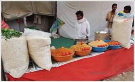 Pushkar Fair Mela 2014 Rajasthan Food
