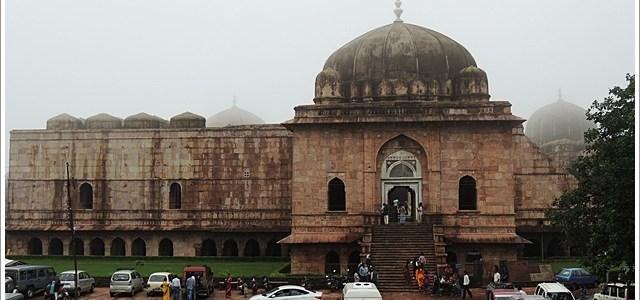 Madrassa, Mosque and Mausoleum in Mandu