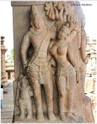 Pattadakal Wall Carving