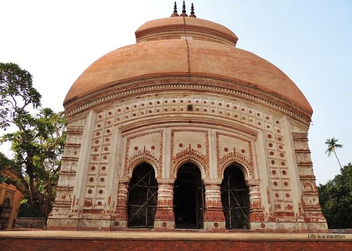 Kalna Guptipara Terracotta Temple Bengal
