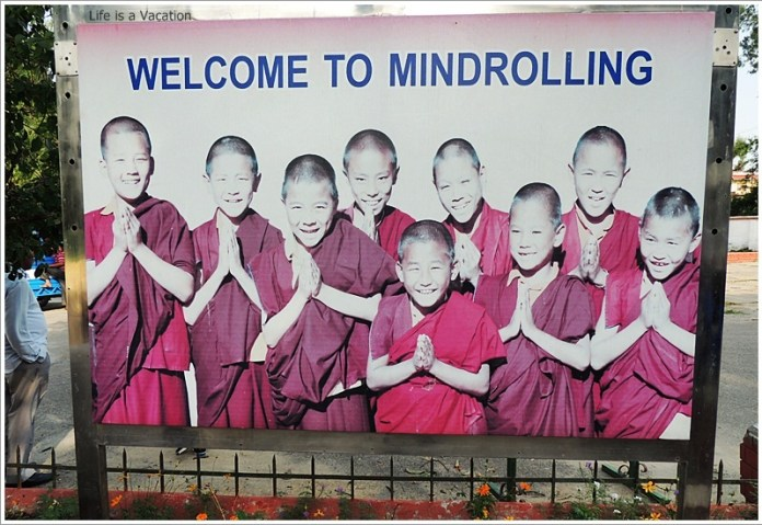Dehradun-Mindrolling-Monastery