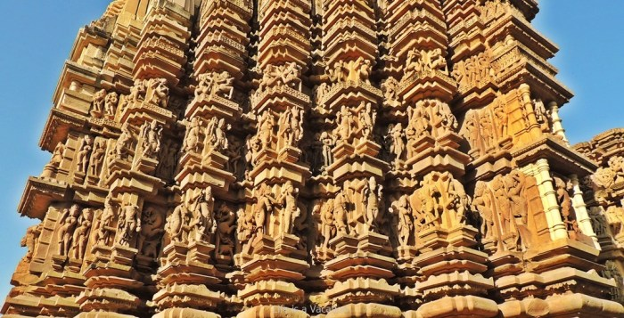 Southern Group of Temples in Khajuraho - Dulhadeo