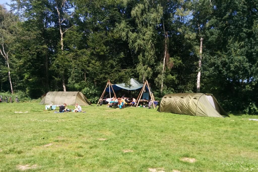2016 Juli - Kamperen Ommen