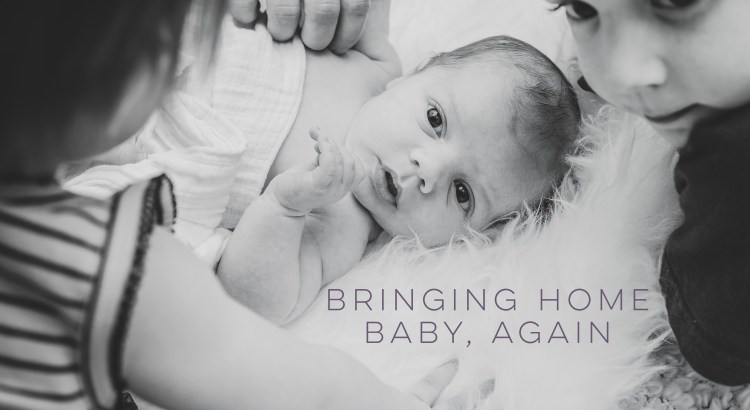 Finding a new normal after a baby is born is not easy. It takes time but it is possible.