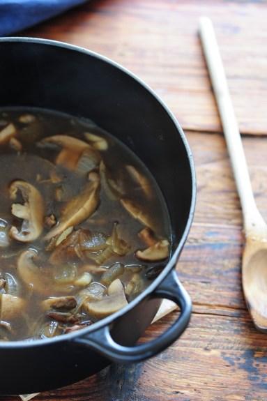 best mushroom soup