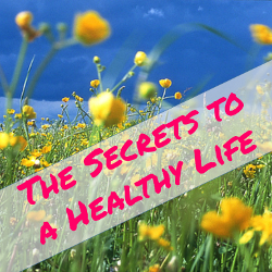 250 x 250 Secrets to a Healthy Life