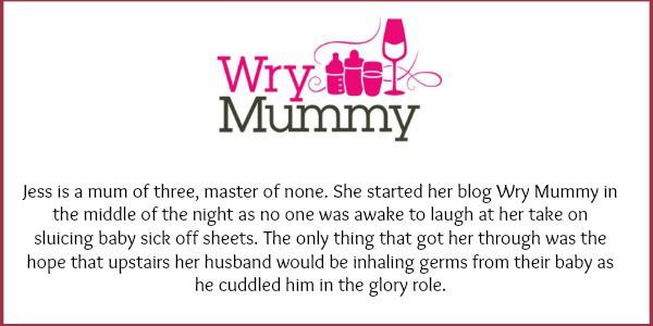 Wry Mummy Image