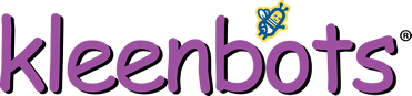 Kleenbots logo