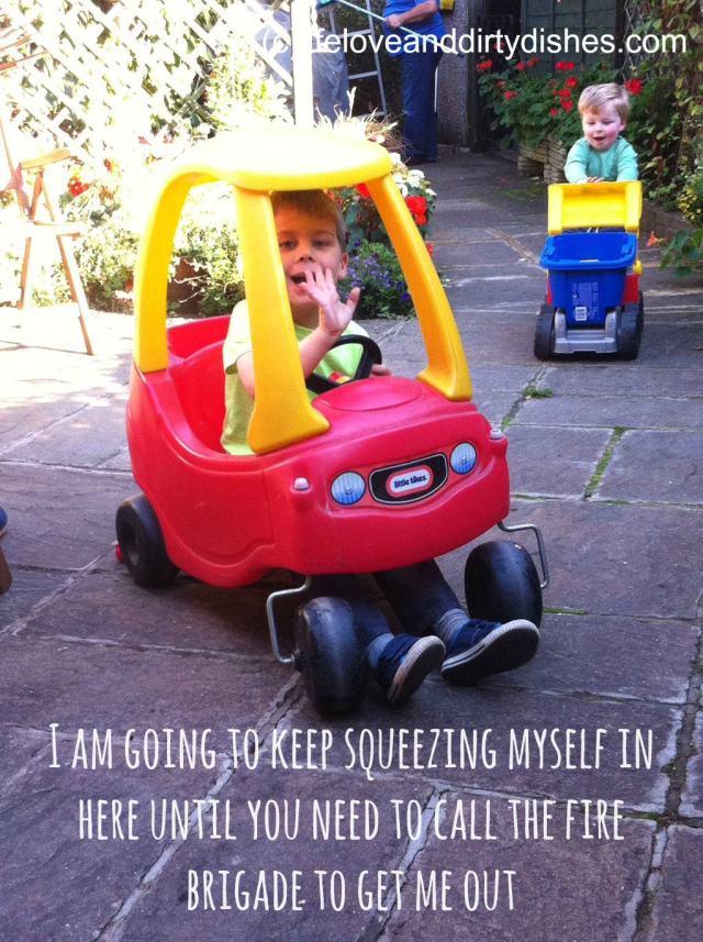 Parenting Meme -Cosy Coupe