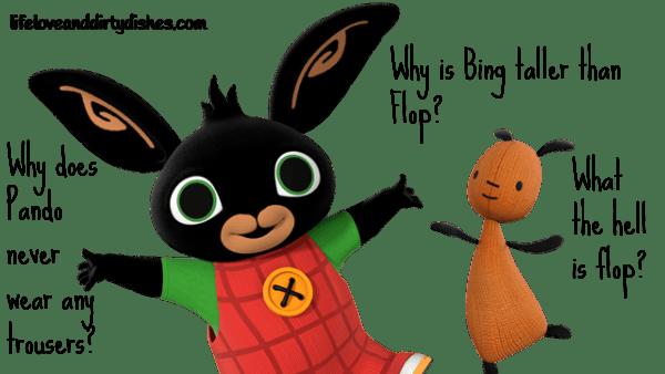 Bing Questions