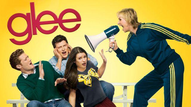 open the door to important conversations - Glee on Netflix