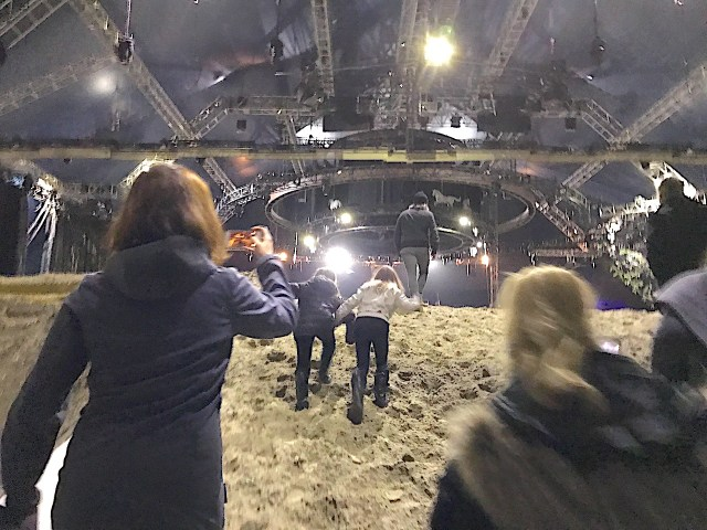 Cavalia Odysseo - Behind the Scenes