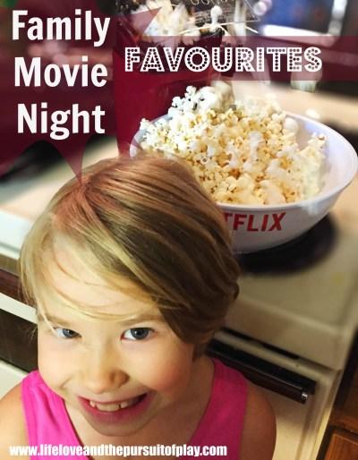 Netflix Family Movie Night Favourites