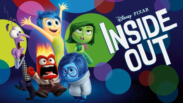 Movie Night Inside Out on Netflix