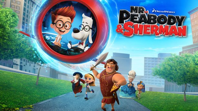 Movie Night Mr Peabody on Netflix